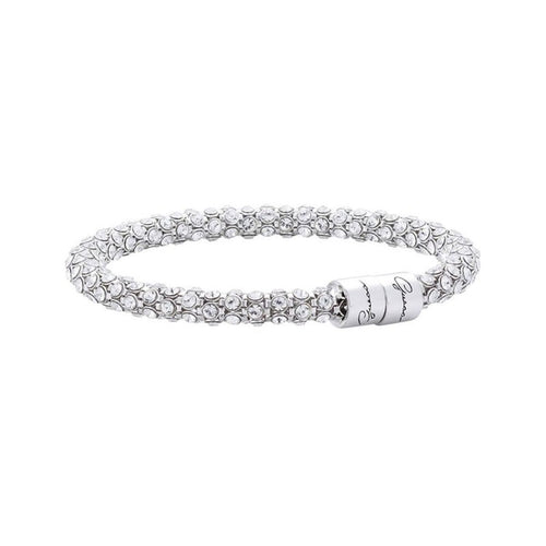 Guess Rhodium Plated Bangle - London Time Watches