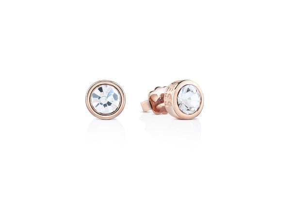 Guess Shiny Earrings - London Time Watches