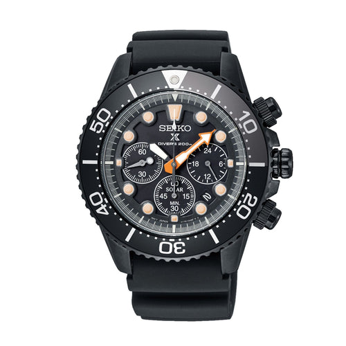 Divers X Solar Chronograph Limited Edition SSC673P1 - London Time Watches