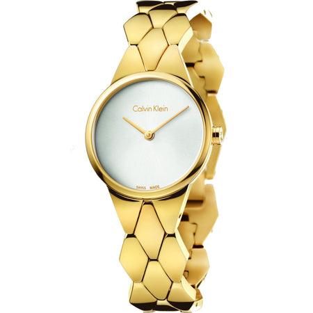 Bering Round Dial Ceramic  Ladies Watch