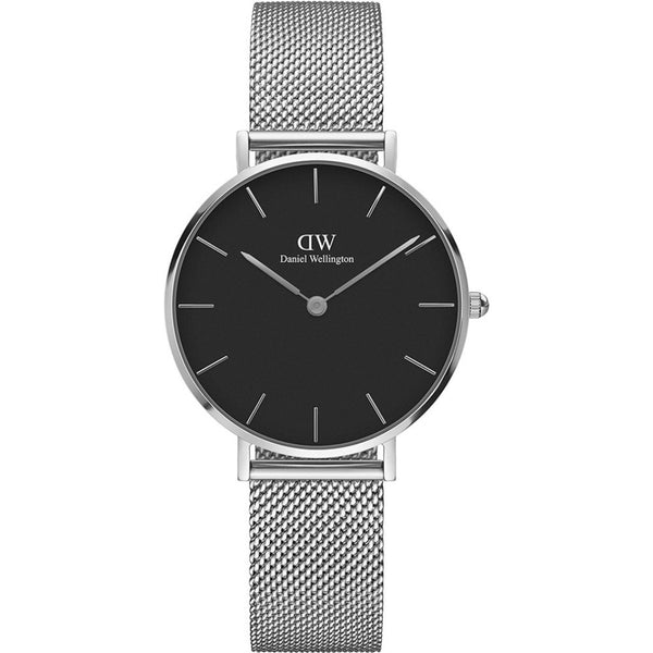 DW Petite Silver 28mm - London Time Watches
