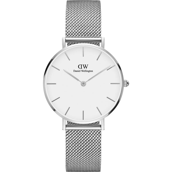 Dw Classic Silver 32mm - London Time Watches