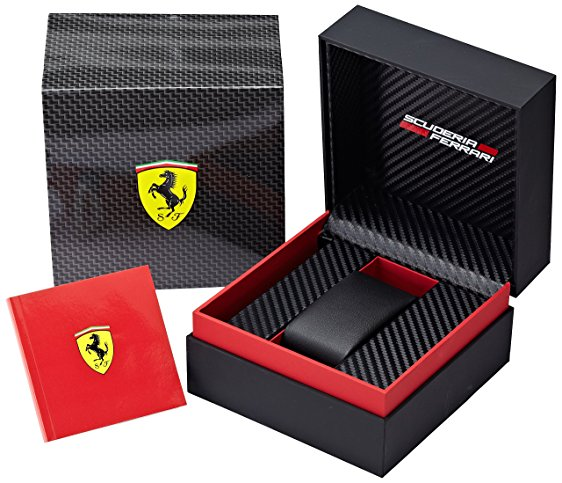 Ferrari Pit Crew 0830130 - London Time Watches