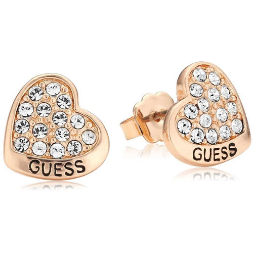 Guess earrings UBE11412 - London Time Watches