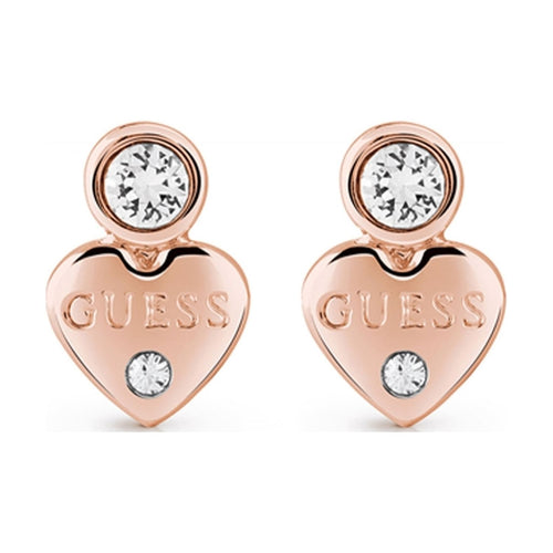 Guess earrings UBE82003 - London Time Watches
