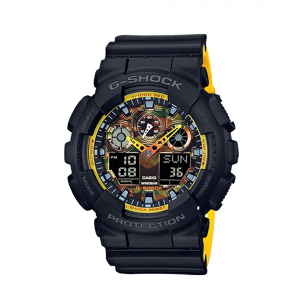 G-shock GA100BY-1A - London Time Watches