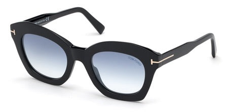 TOM FORD SUNGLASSES   TF689 01P BARDOT