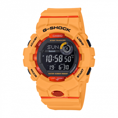 G SHOCK GBD-800-4ER gshock orange