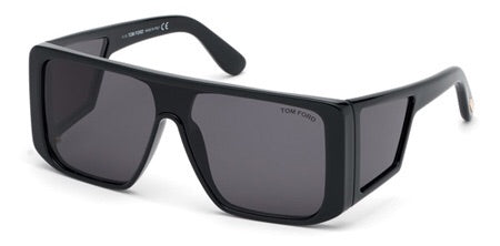 Tom Ford Nicholai-02 Polarized TF624 02D 57