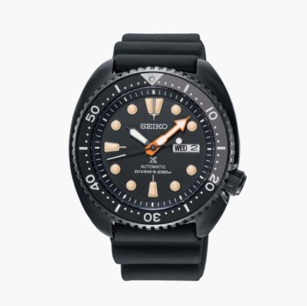 Diver's X Turtle Black Series Limited Edition SRPC49K1 - London Time Watches