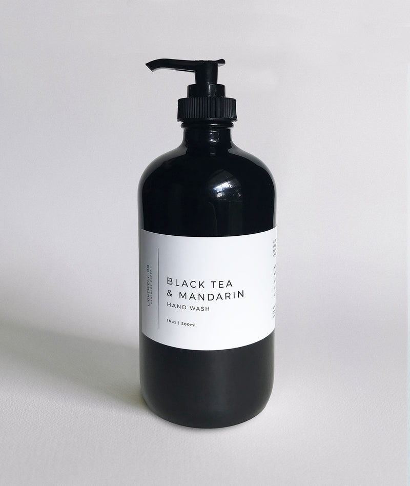 Black Tea & Mandarin Hand Wash