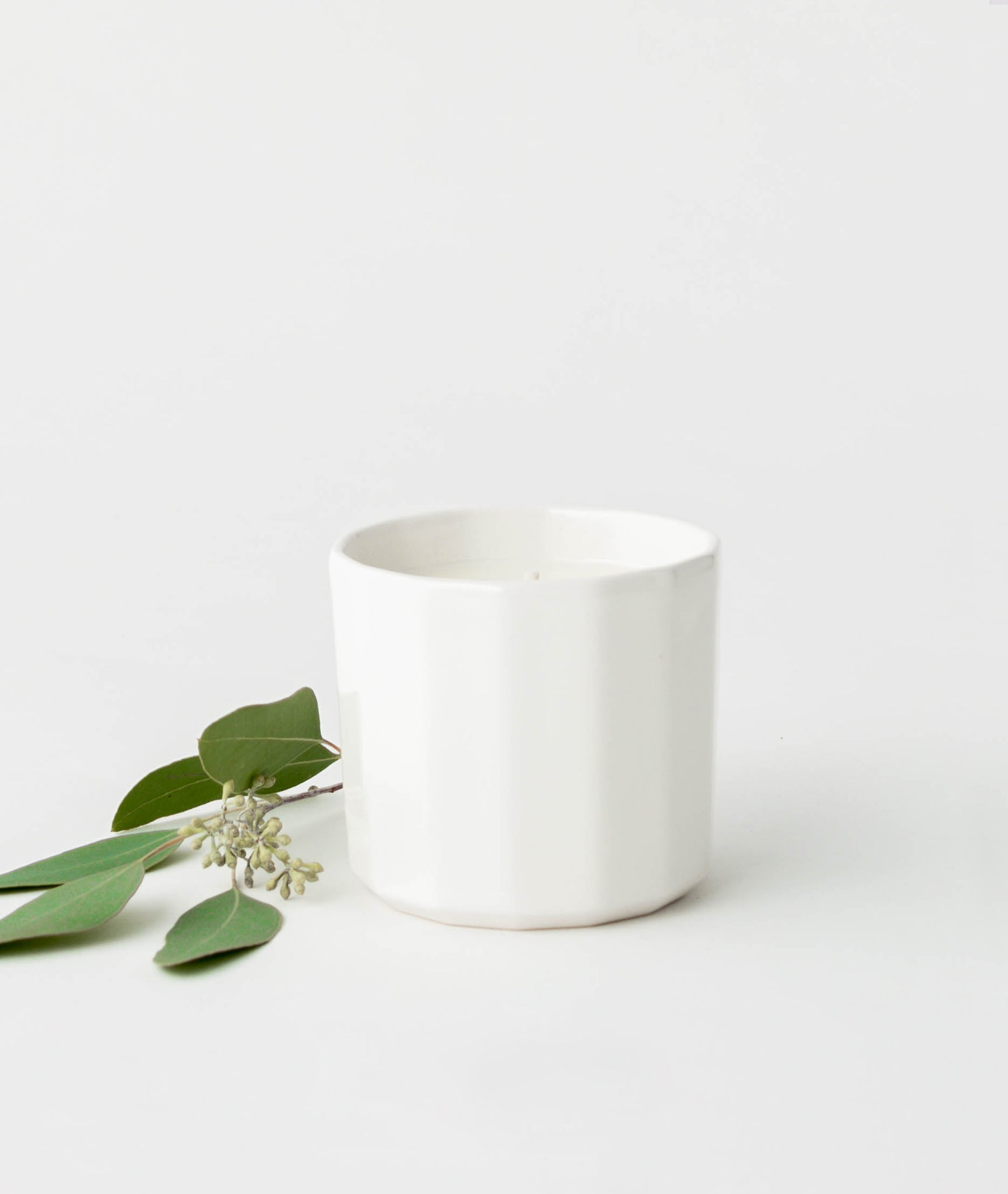 Ginger & Sage | Convivial Riveted Candle