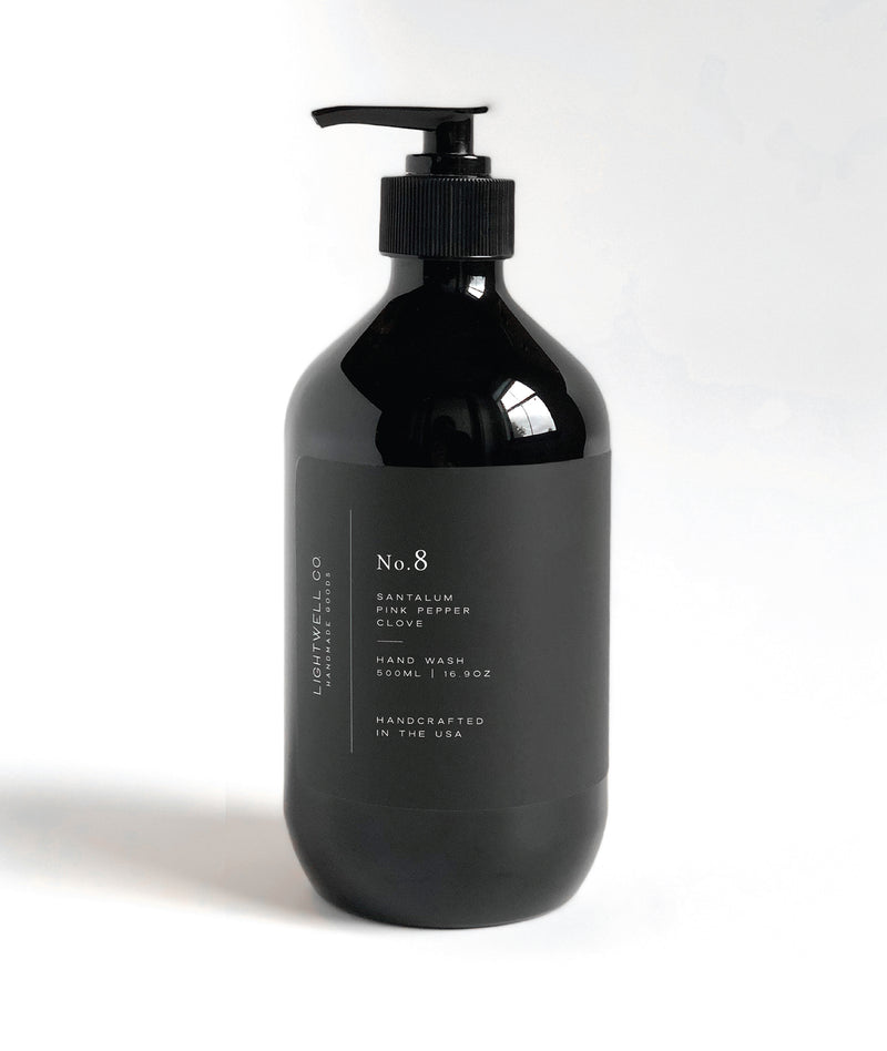 No.8 | Noir Series Hand Wash