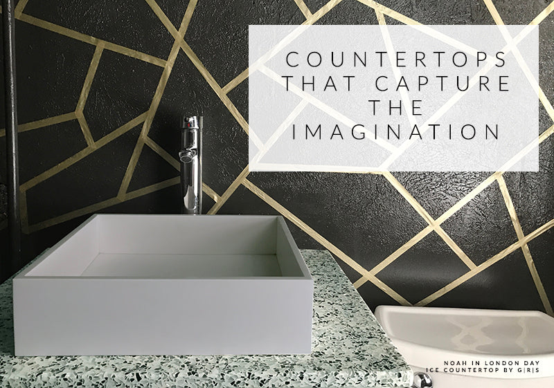 Trends in Countertop Surfaces