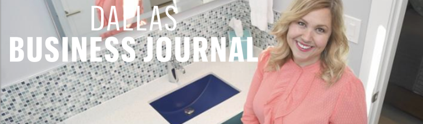 Dallas Business Journal: Remember colorful sinks?