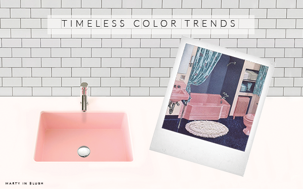 Timeless Color Trends