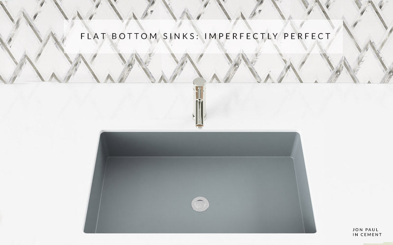 What We Love (and Hate) About Flat Bottom Sinks