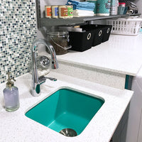 Alice Laundry Sink in Breakfast at Tiffany's