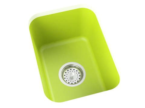 green bar sink