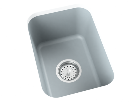 grey bar sink