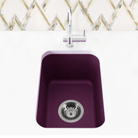 purple bar sink