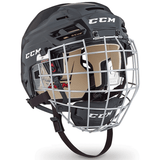 Casco CCM Tacks 110 Combo Sr.