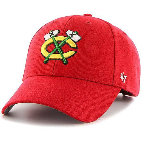Gorra '47 MVP Chicago Blackhawks.
