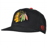 Gorra NHL Flat Brim Chicago.