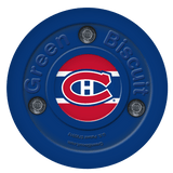 Green Biscuit NHL Montreal Canadiens.