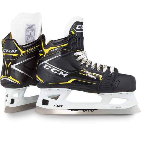 Patines Portero Hockey Hielo CCM Super Tacks 9380 Jr-Int.
