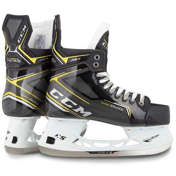 Patines Hockey Hielo CCM Super Tacks AS3 Sr. ONE-PIECE