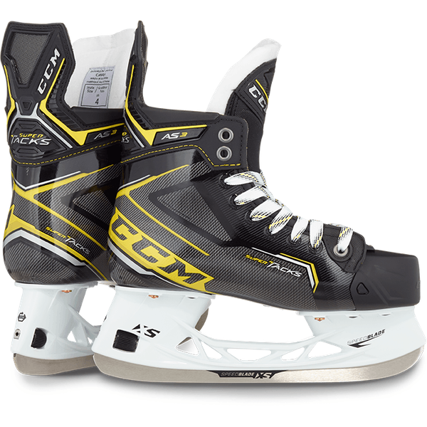 Patines Hockey Hielo CCM Super Tacks AS3 Jr-Int. ONE-PIECE
