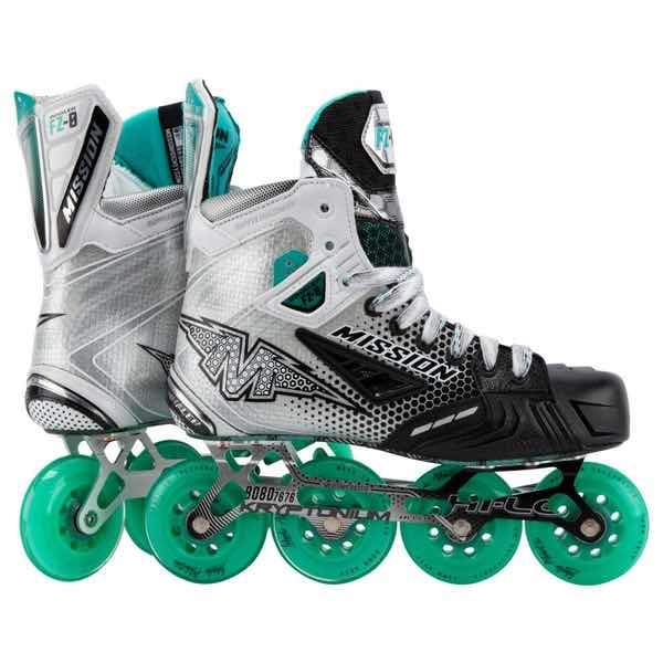 Patines Hockey Linea Mission Inhaler FZ-0 Sr.