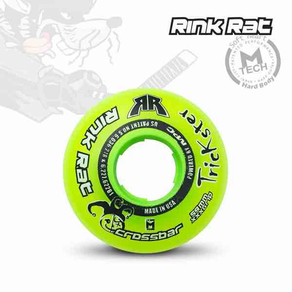 Rueda Rink Rat Trickster Crossbar XXX Grip 59 mm.
