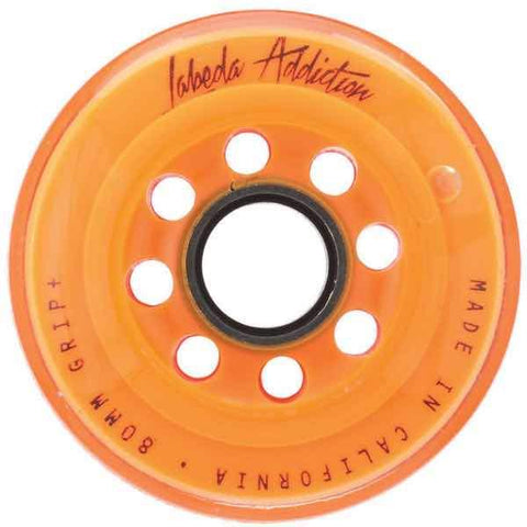 Rueda Labeda Addiction Naranja.(Pack4)