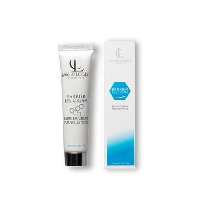 Barrier Eye Cream | Lashologist Choice