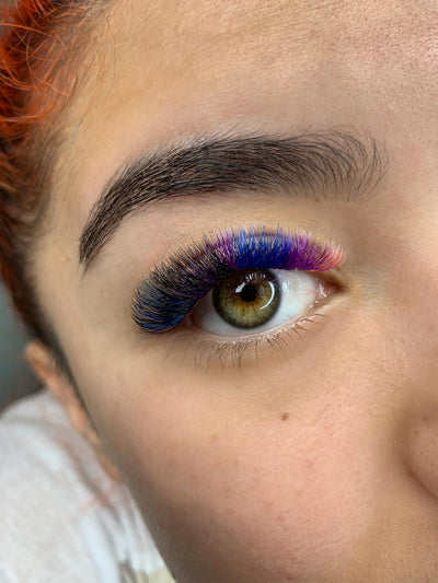 Color Lashes Mixed