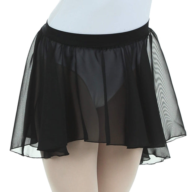 Circle Chiffron Skirt