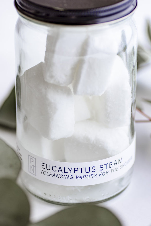 Eucalyptus Steam Jar