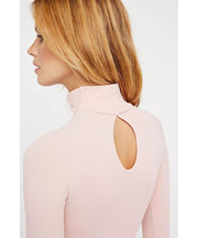 Seamless Turtleneck Bodysuit