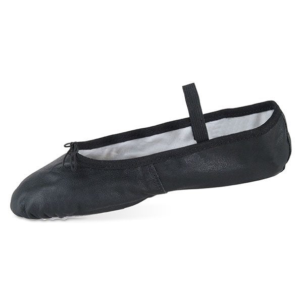 Full Sole Leather Ballet toddler