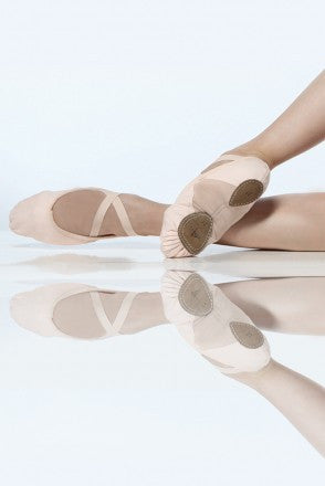 Canvas Ballet Slipper