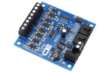 4-Channel I2C 0-10V Analog to Digital Converter