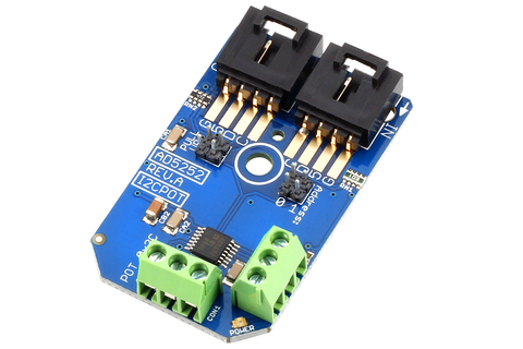AD5252 50K I2C Digital Potentiometer