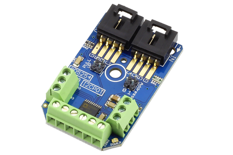 AD5254 I2C 4-Channel Digital Potentiometer