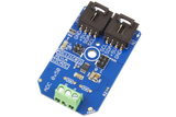 ADC121C021 1-Channel 12-Bit 188.9K Samples per Second Analog to Digital Converter ADC with 9 Addresses I2C Mini Module
