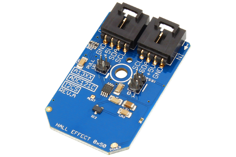 A1304 Hall Effect Sensor Beaglebone