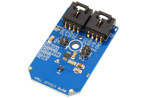 A1389 Hall Effect Sensor BeagleBone