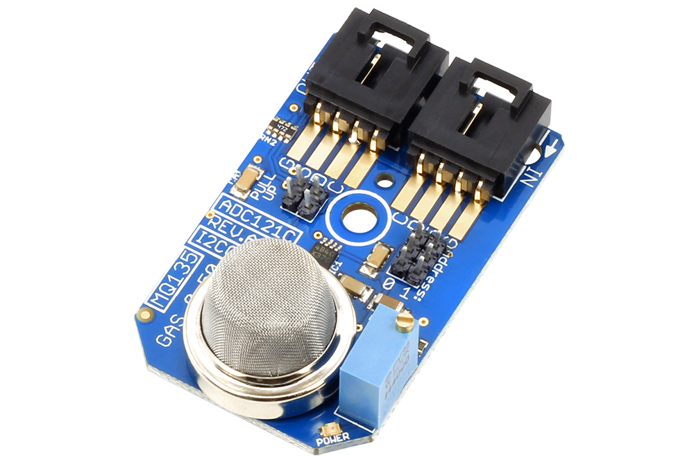 Air Quality Nh3 Nox Smoke Gas Sensor