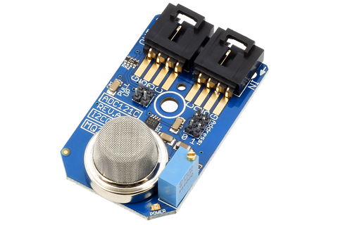 MQ2 Gas Sensor For Arduino And Raspberry Pi